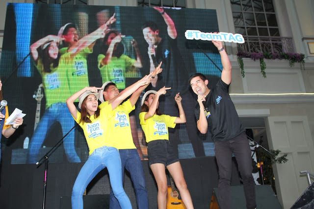 Cebu Pacific Juan for Fun 2016 Backpackers Challenge