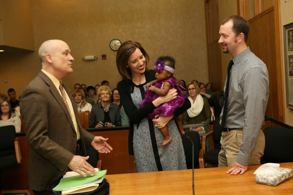 Adoption Finalization