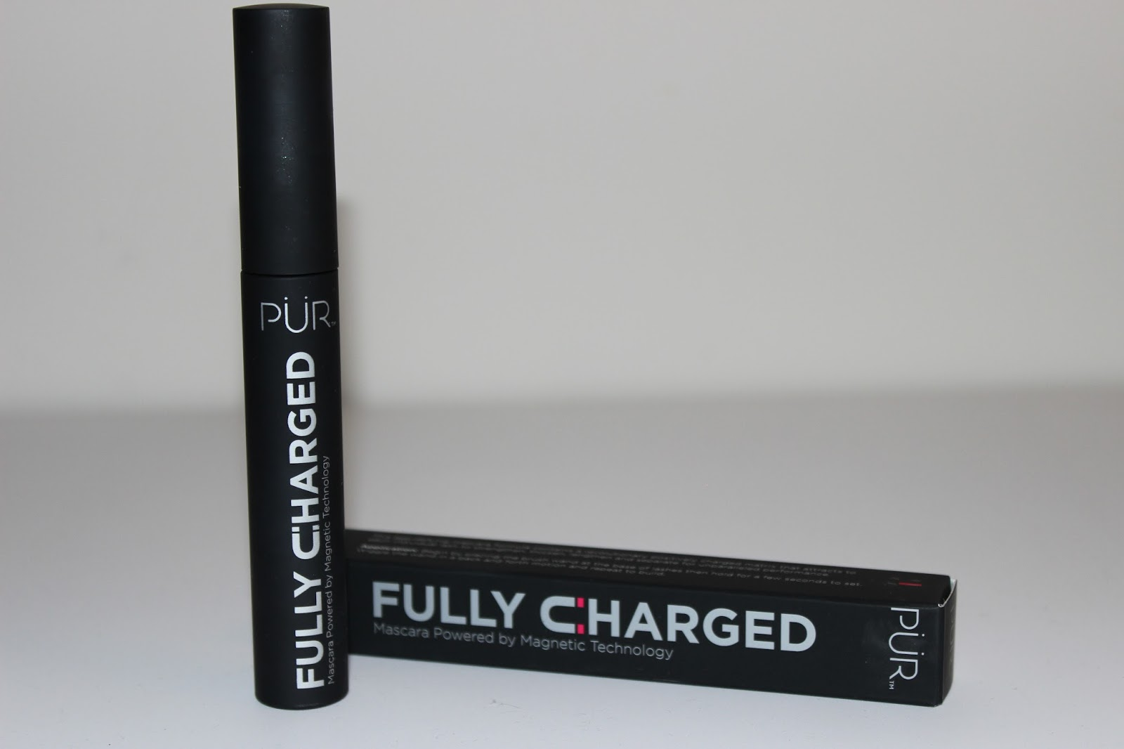 Pur Cosmetics Fully Charged Mascara review