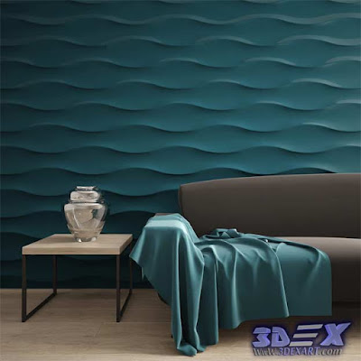 3d gypsum wall panels, 3d plaster wall paneling, decorative wall panels