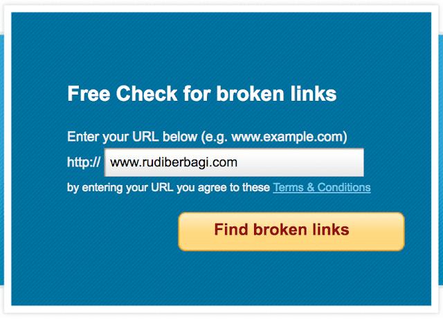 broken link cheker