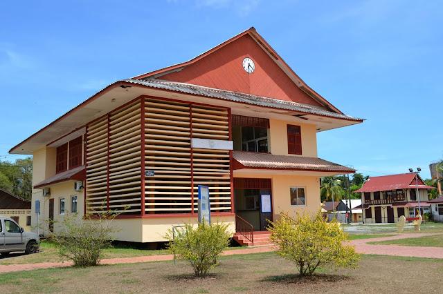 Guyane, Iracoubo, église Saint joseph