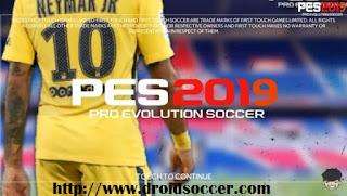 FTS Mod PES 2019 v2.5 by Allan Games