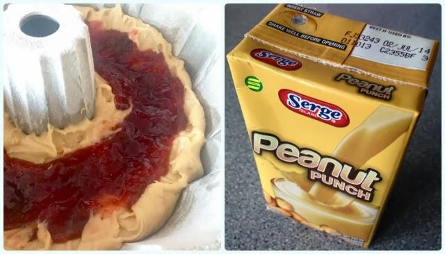 Jelly Glaze Recipe For Cake: Peanut Butter And Jelly Bundt Cake