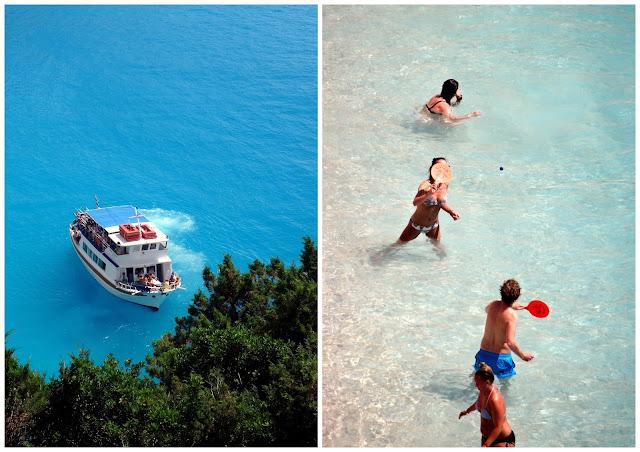 Boat Cruise Porto Katsiki Beach