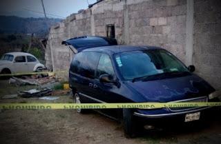 Mata y mutila a su esposa y lleva los restos a casa de su suegra en Morelos
