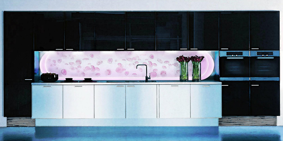 custom kitchen island roll around if it's hip, here (archives): no room for an aquarium ...