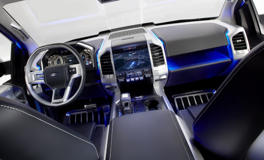 2014 Ford Atlas F 150