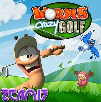 Download Worms Crazy Golf Free