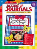 http://www.creativeteaching.com/content/search.aspx?SearchTerm=Jazzing%20journals