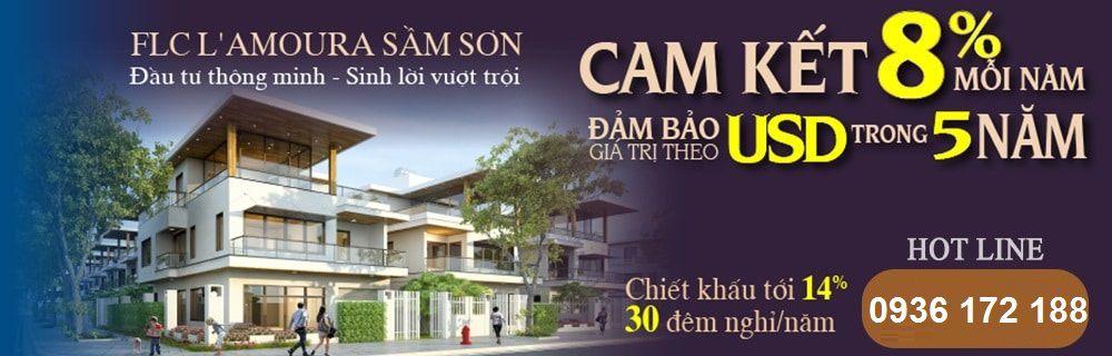 Cam kết thuê lại tại dự án FLC Sầm Sơn
