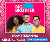 CBS Free 1 Month Trial!