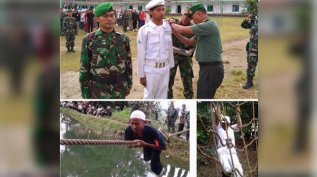 Penjelasan TNI Soal Latihan Bela Negara dengan Anggota FPI