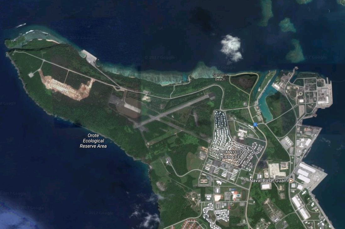 GIS Research and Map Collection: Maps of Guam Available from Ball ...