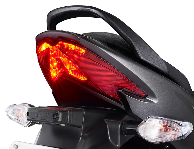 All New Hero Passion XPro 2018 Tail lamp
