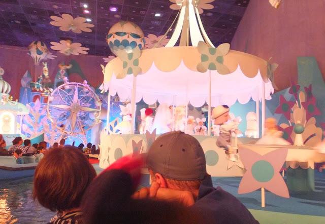 Tokyo Disneyland Its a Small World ride