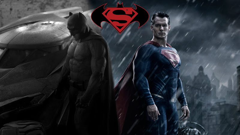 Fan Art Batman Vs Superman HD
