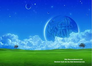 Membela Ayah dan Ibu Nabi Muhammad saw