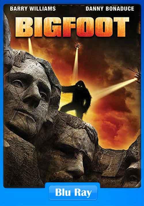 Bigfoot 2012 Hindi Dual Audio 480p BRRip 275MB Poster