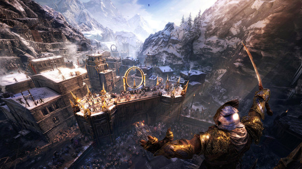 Middle Earth Shadow of War PC Free Download Screenshot 1