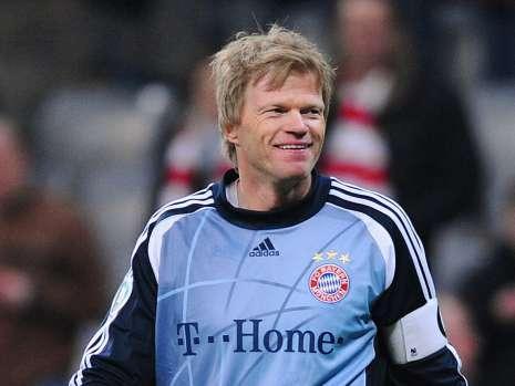 Image result for images of Oliver Rolf Kahn named as next Bayern CEO