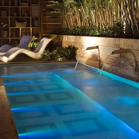 desain rumah minimalis dan efek kolam renang