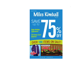 Miles kimball coupon code