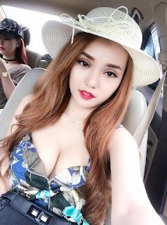 Gái xinh facebook hot girl ngực khủng mon 2k