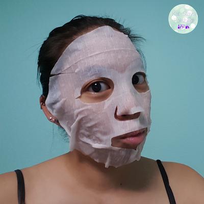 Sephora Green Tea Mask | Kat Stays Polished