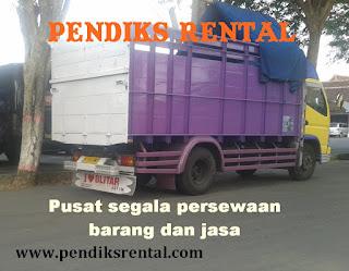 Jasa Angkutan Barang Truk di Kediri