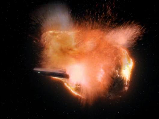 Warp Speed To Nonsense: ST:TNG Season Two, Episode Twenty-Two