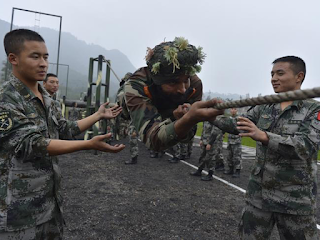 India, China to hold joint military exercises from December 10