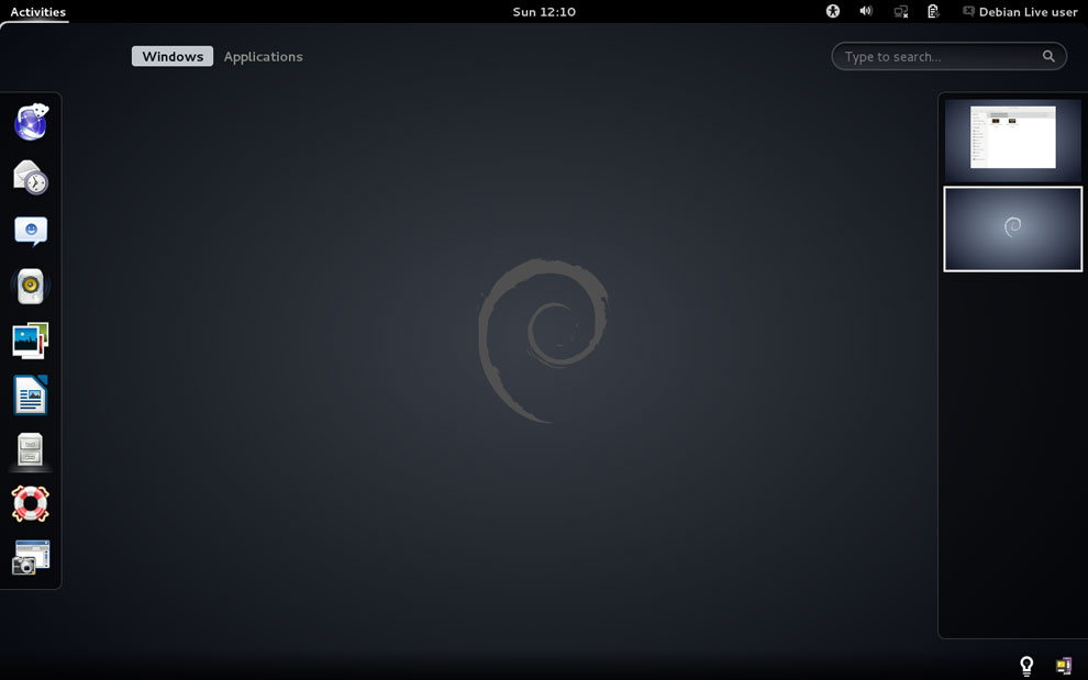 Pasca Installasi Debian Wheezy Sharing Idn