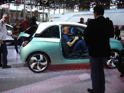 2013 Opel Adam review