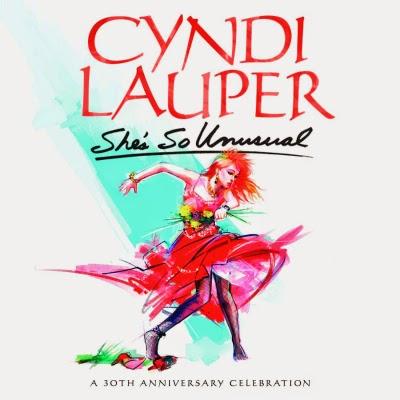 Cyndi Lauper's She's So Unusual Turns 30