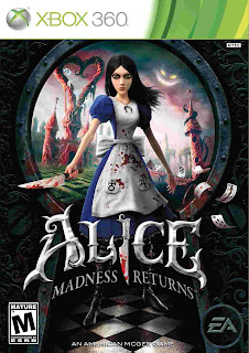 Alice: Madness Returns (Xbox 360) 2011