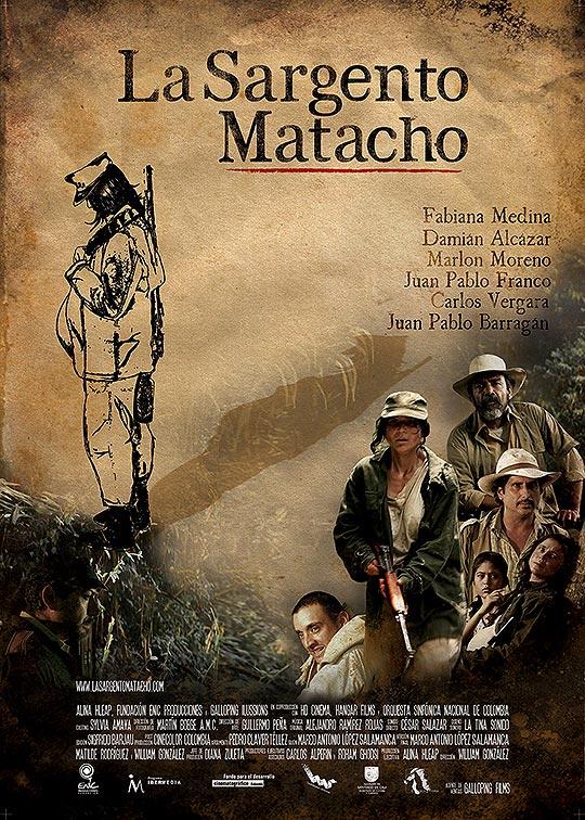 Memoria visual del conflicto armado en Colombia - El Sargento matacho