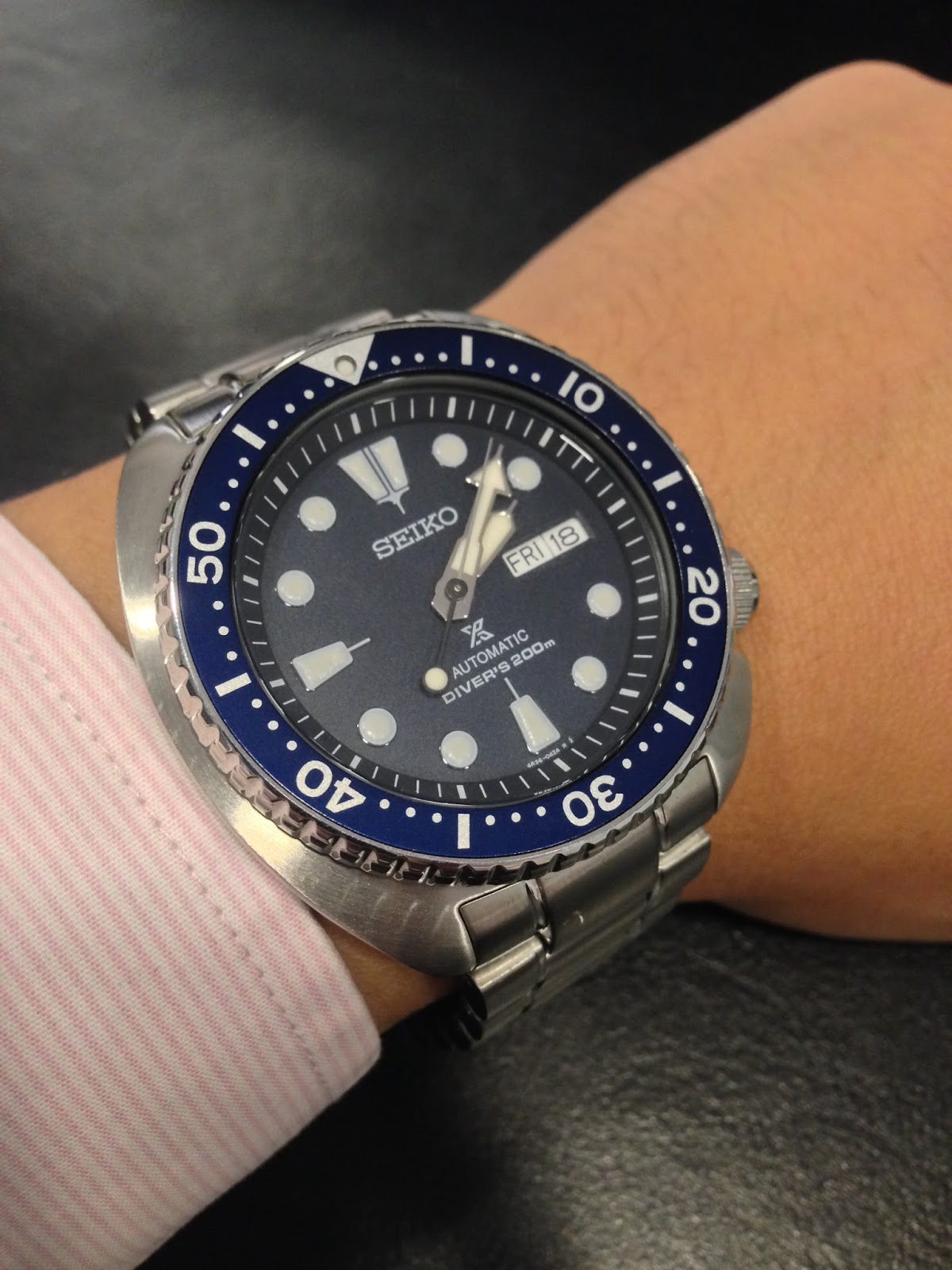 A Fortnight Review: 2 Weeks On The Wrist With The Seiko ...