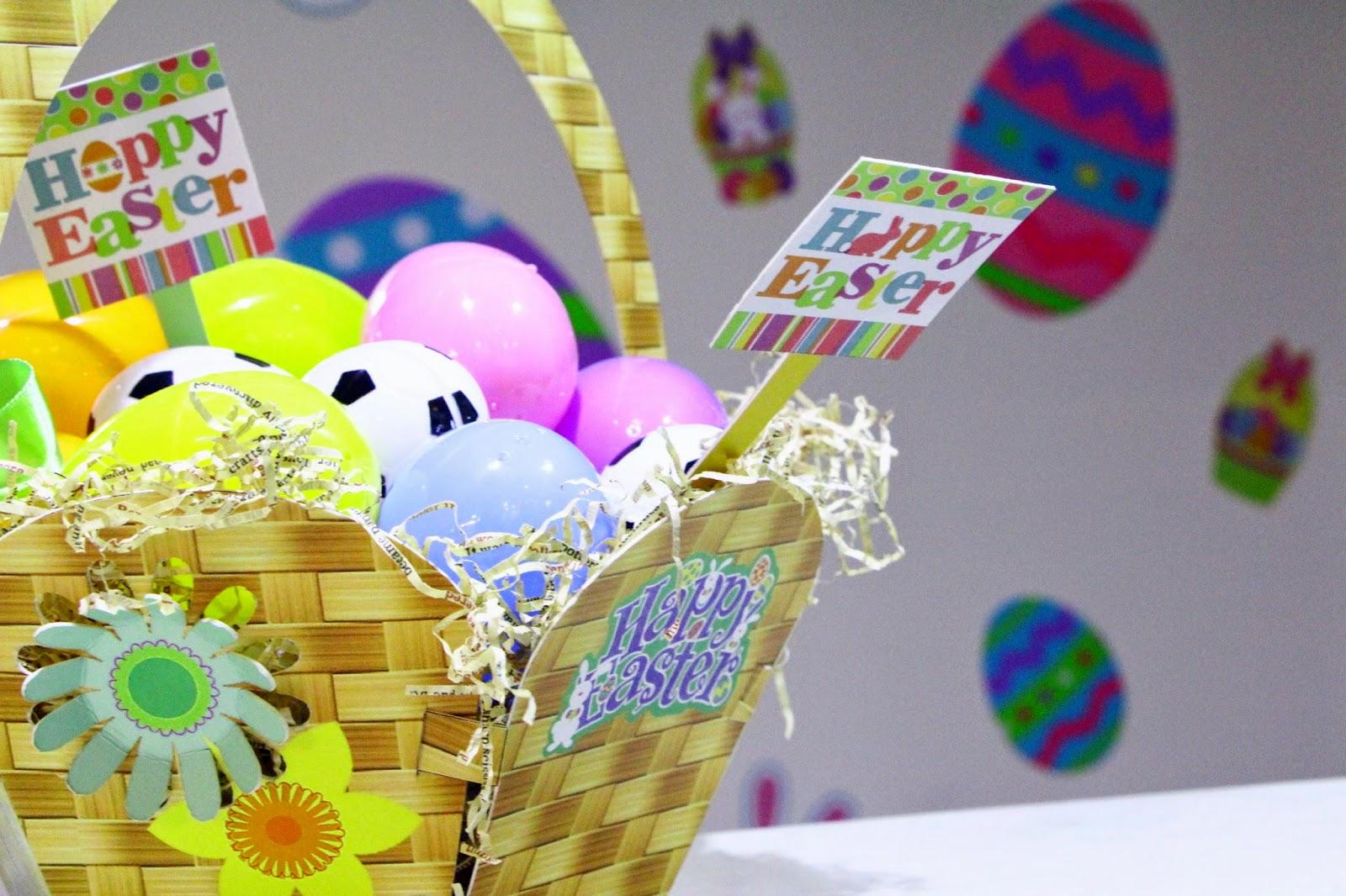 復活節彩蛋派對 Happy Easter Party