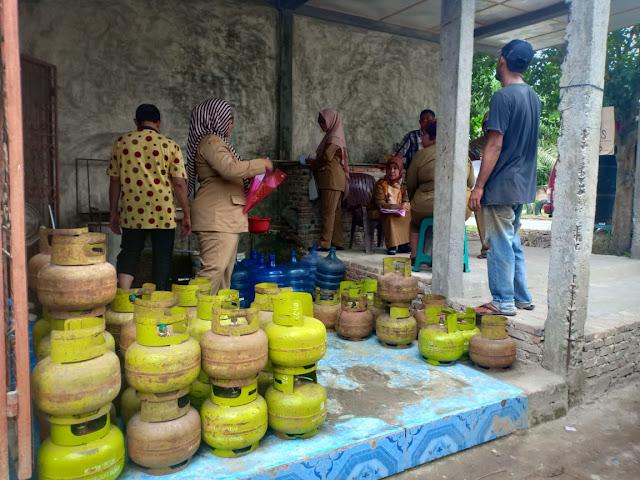 Pemko Bersama Polres Tanjungbalai Lakukan Monitoring ke Agen Gas 3 Kg, Hasilnya…