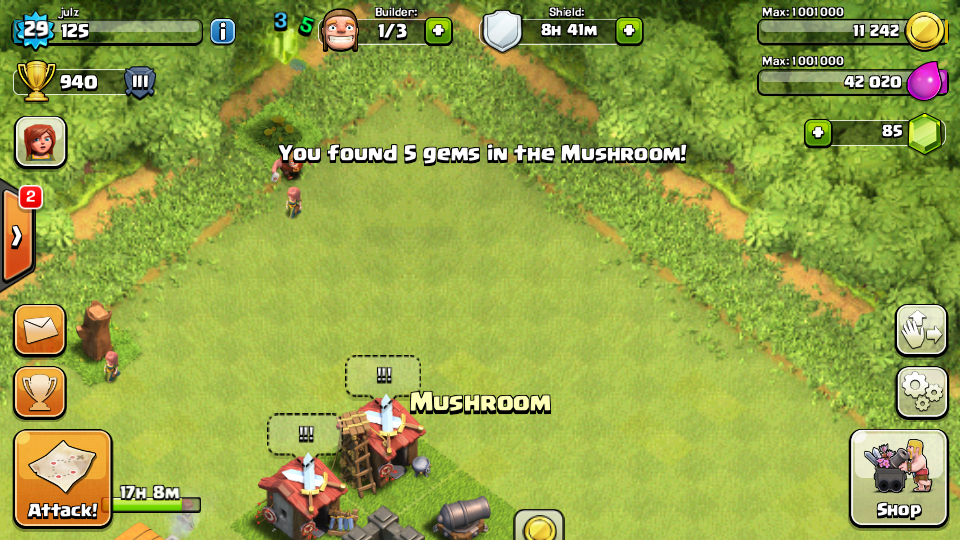 Clash of Clans Easy 1000 Gems Tricks and Tips
