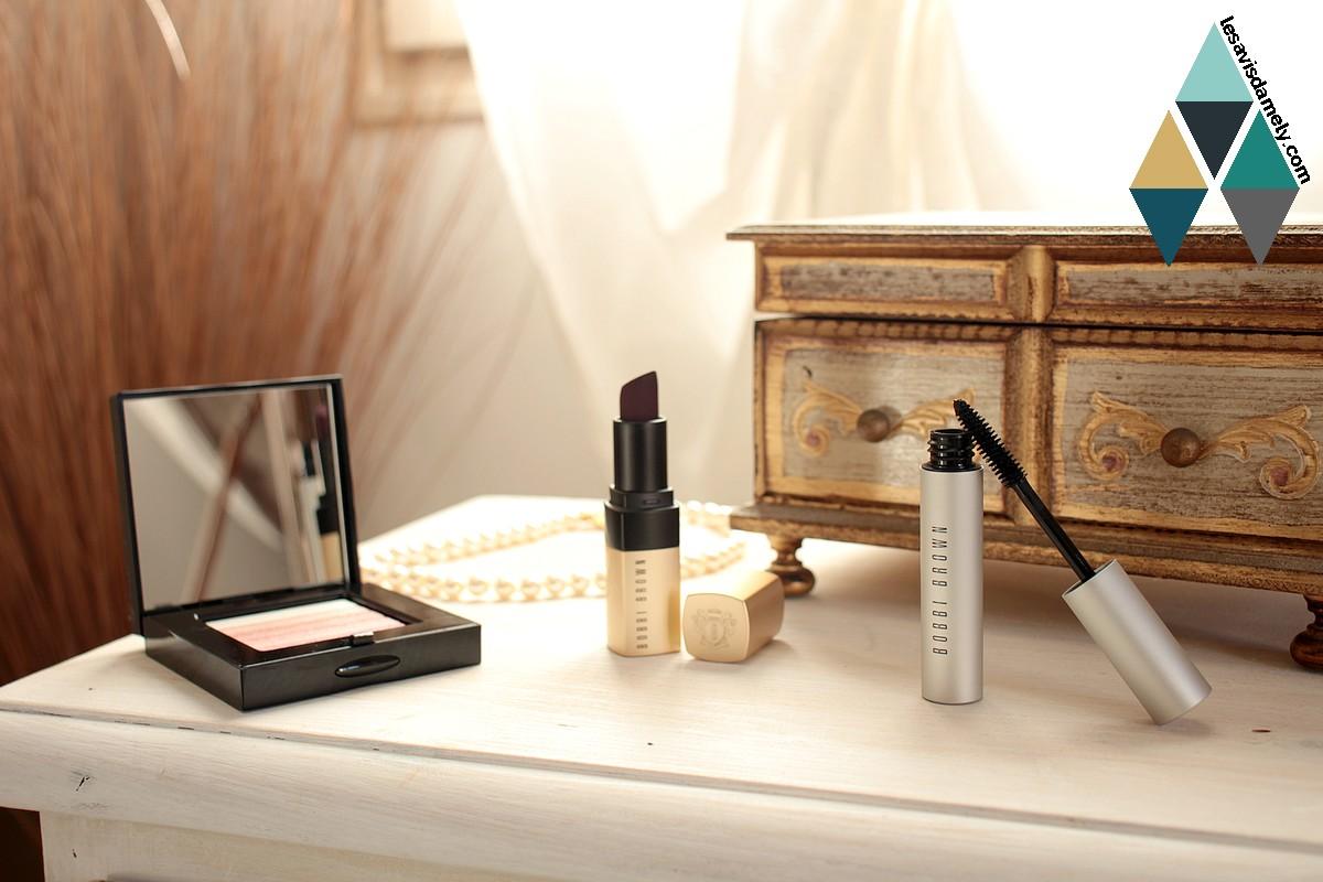 revue beauté marque makeup américaine Bobbi Brown
