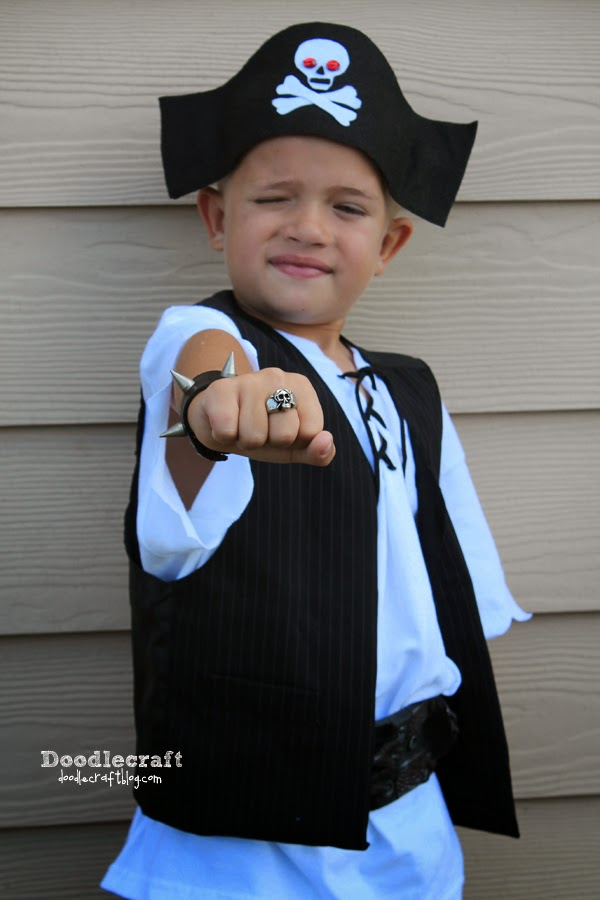 Diy Baby Girl Pirate Costume talk like a pirate gets one