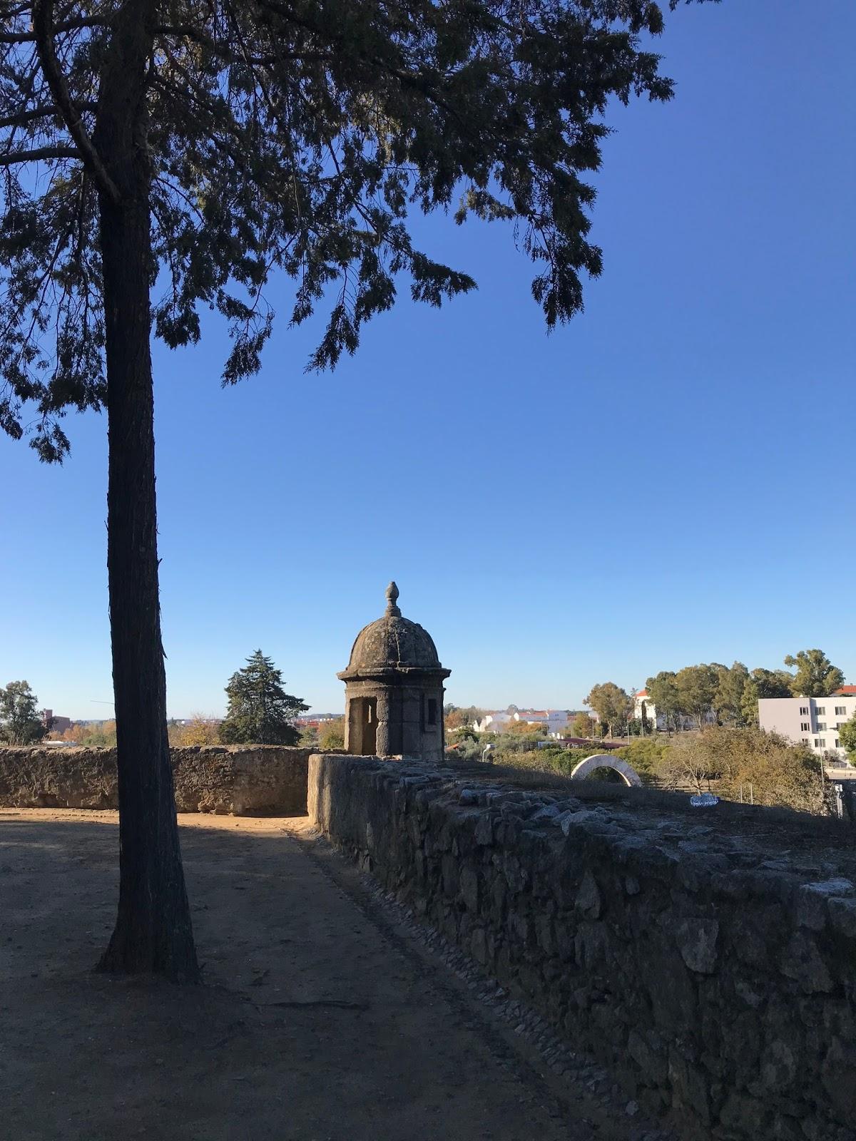 Jardim Público de Évora - Portugal