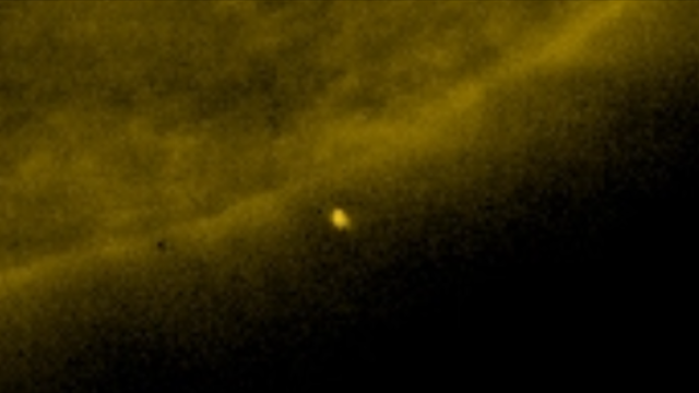 Alien near Sun