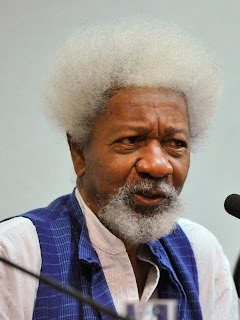 After studying all the presidential aspirants I endorse Kingsley Moghalu for presidency - Soyinka