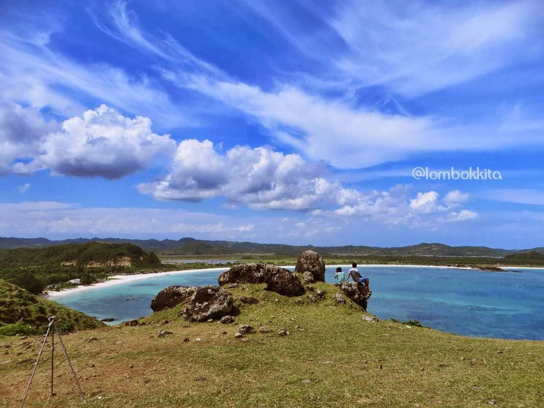 Bukit Merese Di Lombok Tempat Terbaik Untuk Jatuh Cinta