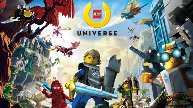 Lego Universe PC Game Full Download