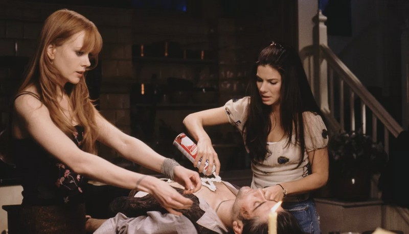 Les Ensorceleuses - Practical Magic