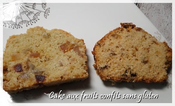 Cake sans gluten maison contre cake sans gluten industriel